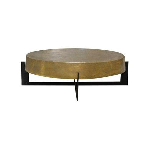 שולחן יציקת אלומיניום קרוקו, רגלי ברזל מיציקה