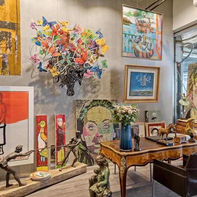 גלריית אשל לאומנות ישראלית