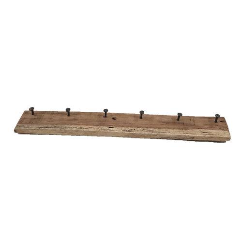 קולב עץ אקזוטי