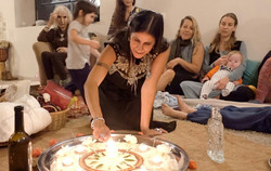 חוויות של נשים מהטקסים