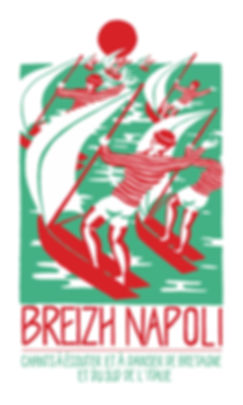 Affiche Breizh Napoli