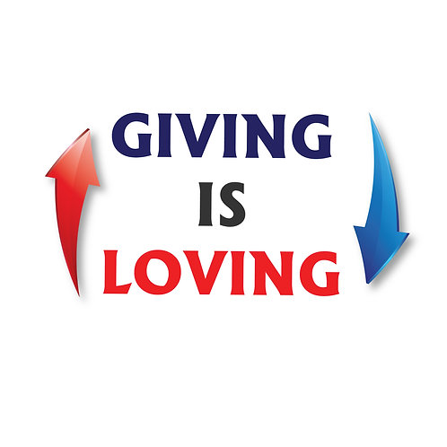 Giving Is Loving