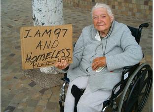 Elderly on the Streets