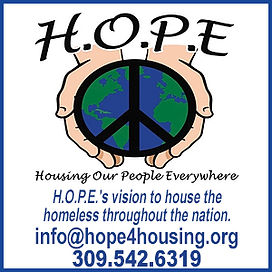 HOPE_Housing Our People Everywhere Banne