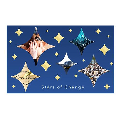 Stars of Change