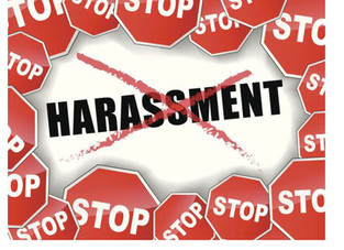 Harassment: Let's Talk About It