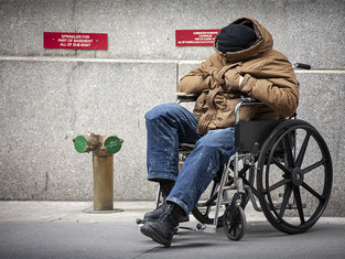 Prevalence of Disability in Homeless Communities