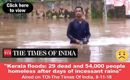 Kerala floods 29 dead and 54,000 people