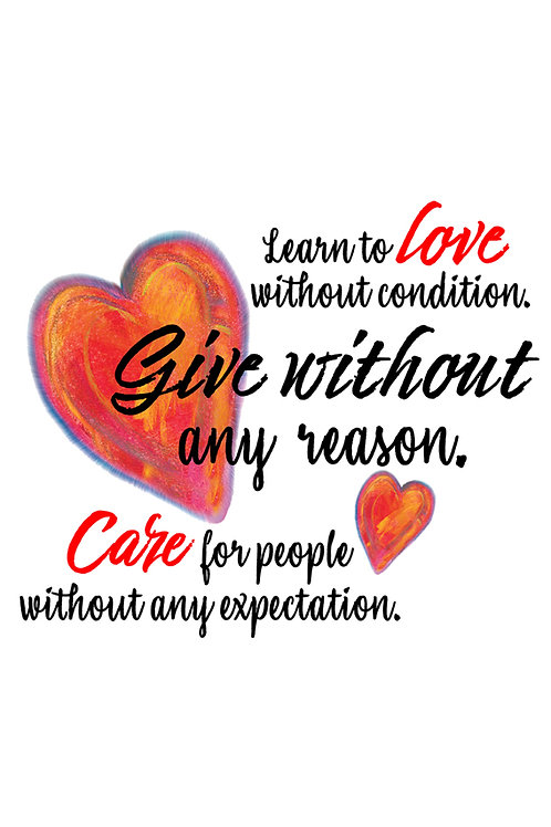 Love - Give - Care
