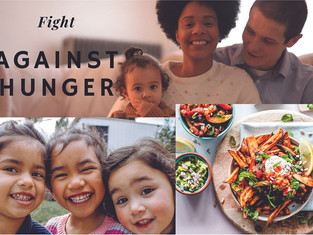Fighting against Malnutrition in the United States and across borders