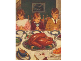 The Thanksgiving Trend, Redemption by Selflessness