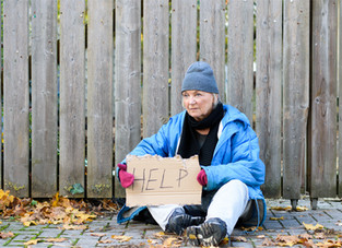 The Special Challenges of the Elderly Homeless