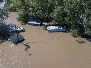 NATURAL DISASTERS CONTRIBUTE TO HOMELESS POPULATION