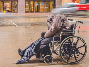 Disabilities and the Effect with Homelessness