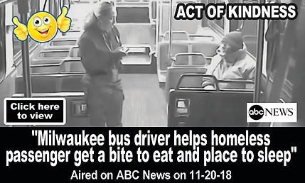 Milwaukee bus driver helps homeless_Ad.j