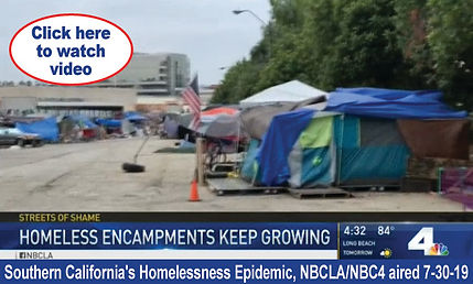 Southern California's Homelessness Epide