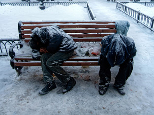 The Effect of the Holidays on Homelessness