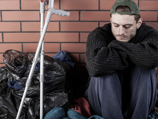 For the Homeless, Disability is a Life Sentence, Not a Lazy Excuse