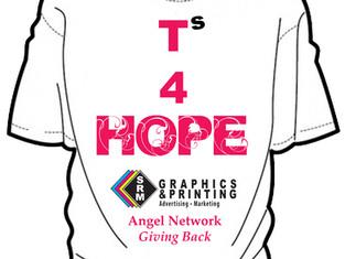 T's 4 Hope Fundraiser