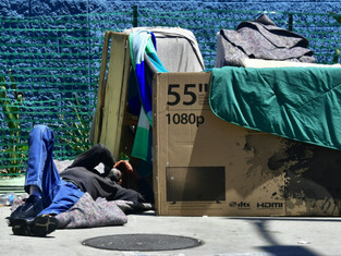 The Epitome of Homelessness