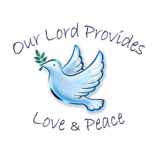 Provides Love & Peace