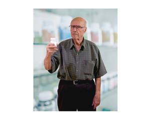 Elderly Needing to Choose Between Prescriptions and Food