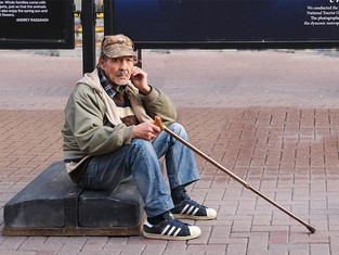 "The Elderly and Homelessness: ""Where Do You See Yourself in Five Years?"""