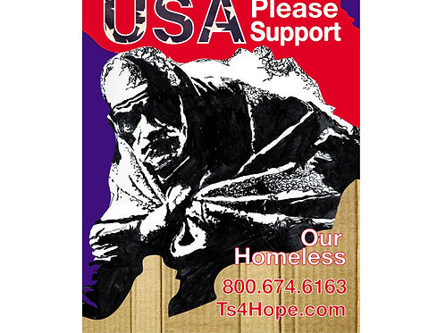 Please Support Our Homeless