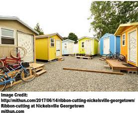 Tiny Homes for Big Problems