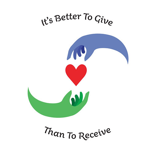 It's Better To Give