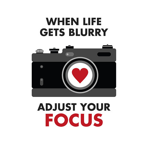 Udjust Your Focus