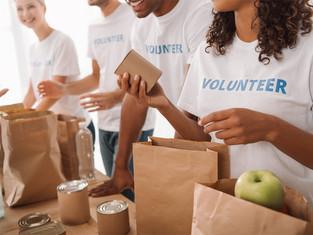 Volunteering Season Isn't Just During the Holiday Season