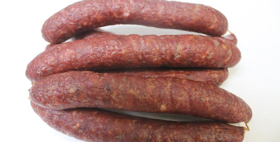 Spicy Dried Kielbasa Sticks — Per Pair