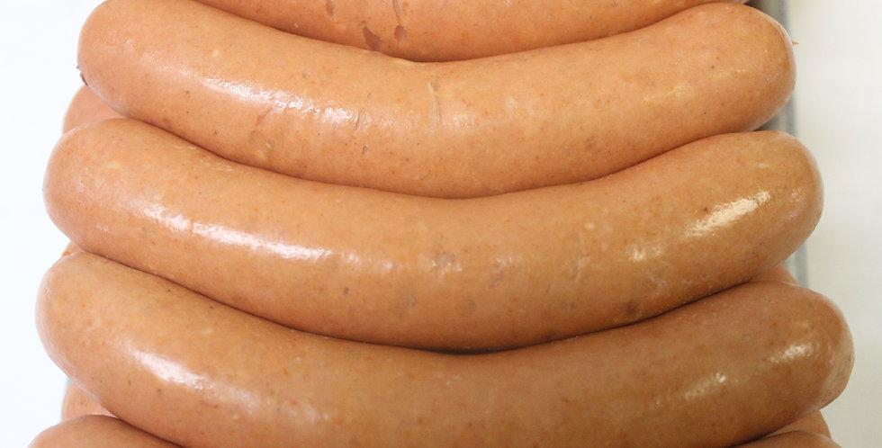 Pepperjack Cheddar Frankfurter