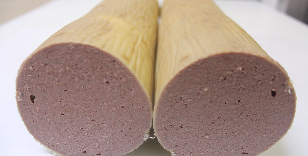 Smoked Liverwurst