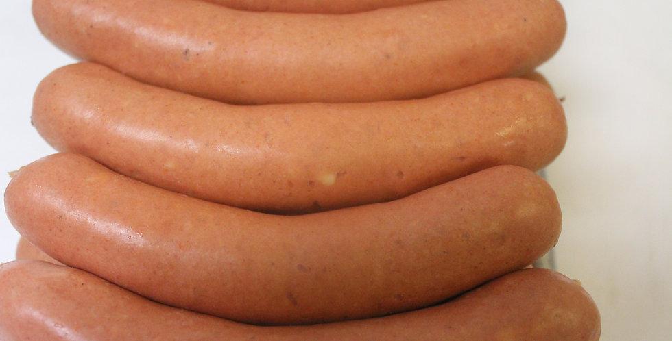 Horseradish Cheddar Frankfurter