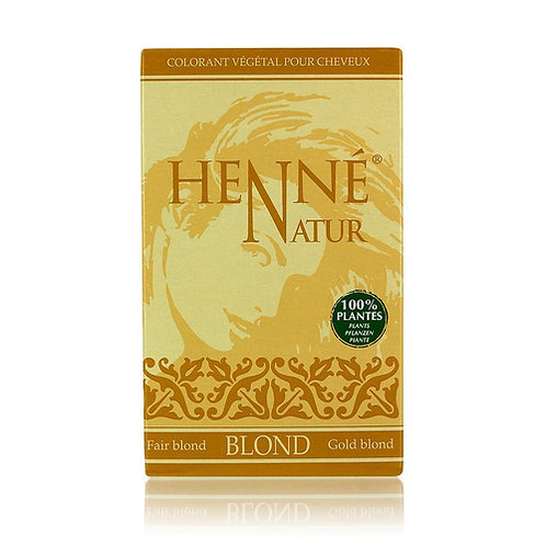 Henne Natur Gold Blond