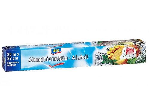 Aro Aluminiumfolie  30m x 29cm
