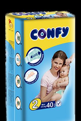 Confy Windeln Größe 2