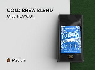 Mild Flavour Cold Brew