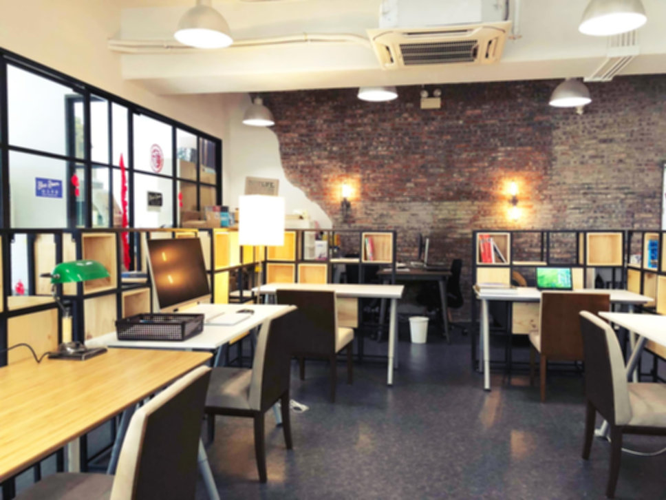 The Coffee House Coworking Space Aberdeen, HK