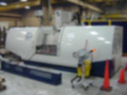 Steel parts machining