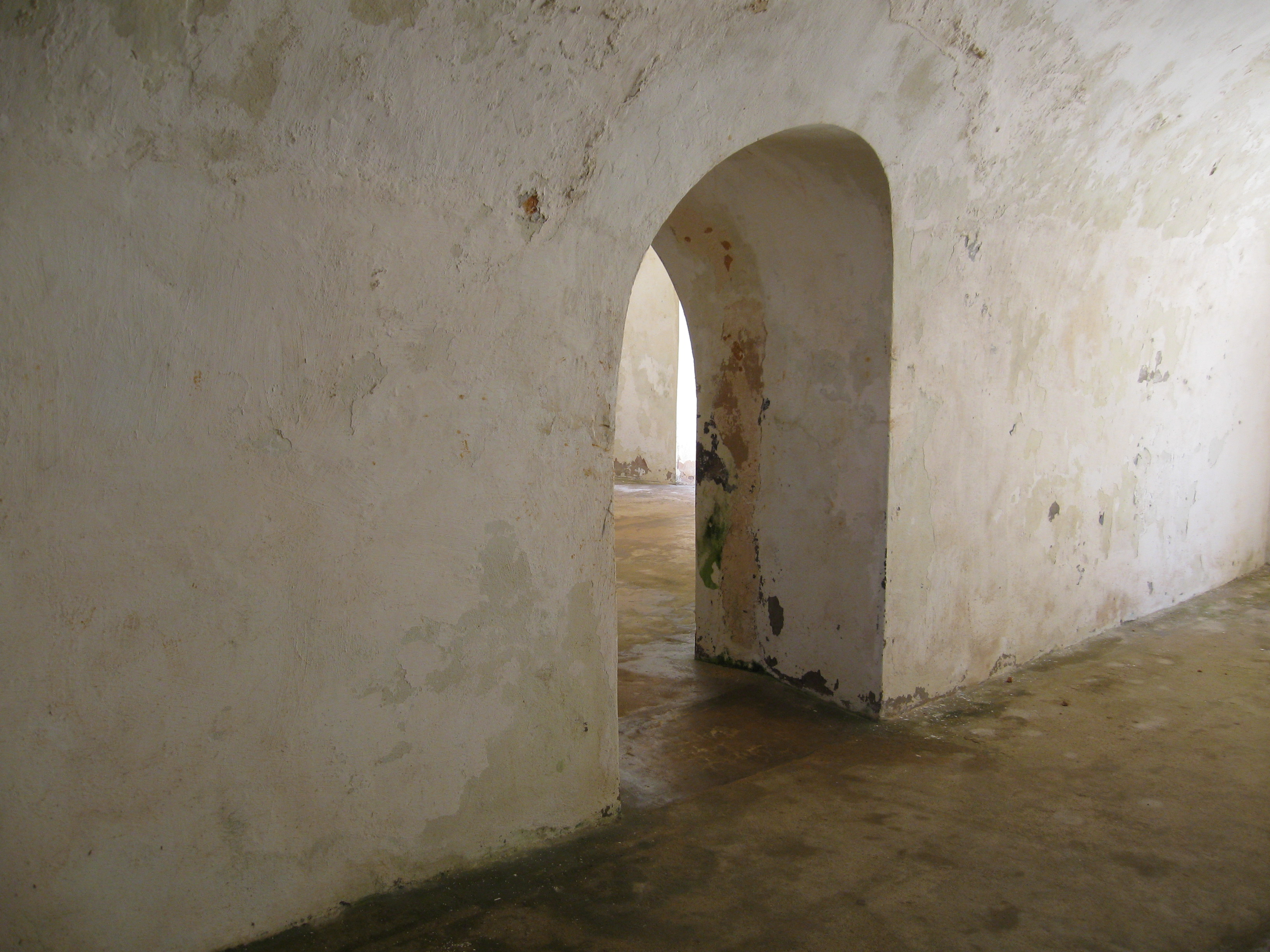 Fort at San Juan, Puerto Rico