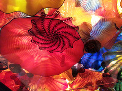 Chihuly Glass - Seattle