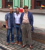 Der Begge Peder zu Besuch in Imsweiler!