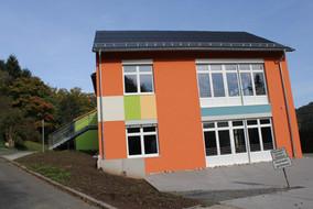 Der Anbau der Grundschule
