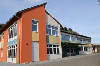 Der Neubau der Paula-Best Grundschule