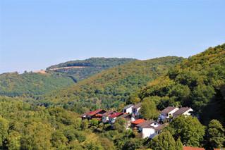 Die Mühlwaldraße ist eingebettet in den Mühlberg