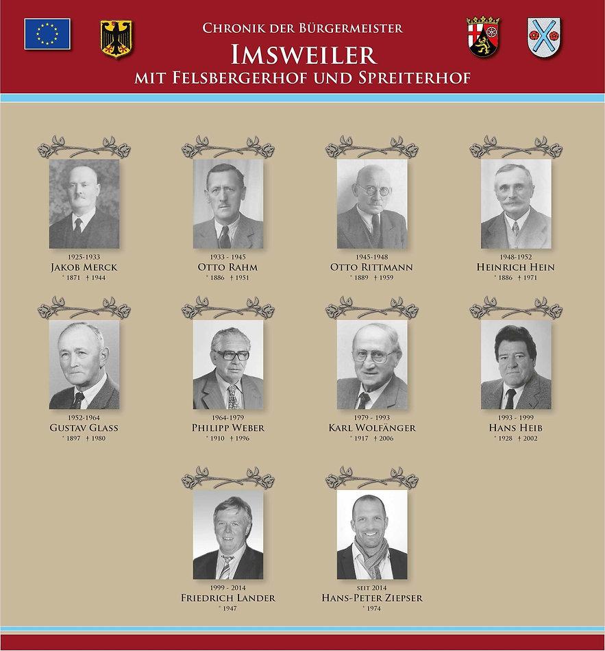 Bürgermeisterchronik Imsweiler für WEB (
