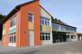 Der Schulhof